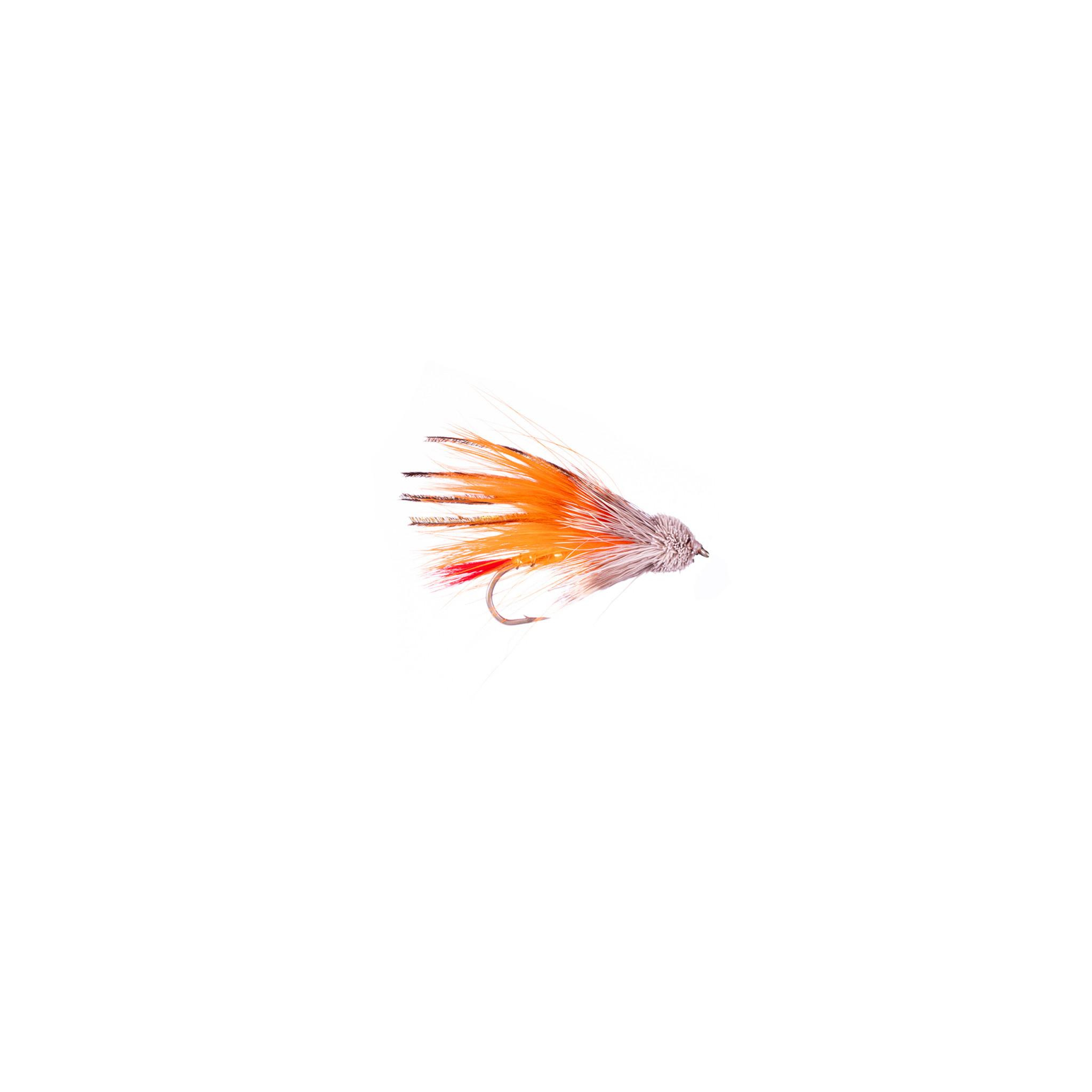 Muddler Marabou Orange #6