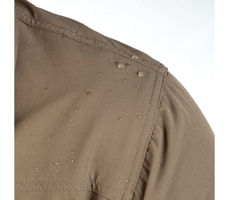 Fisherman Shirt Sand