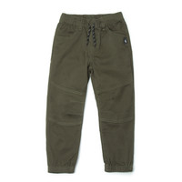 Hooké Jogger for Kids Olive