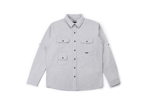 Forest Shirt Heather Grey