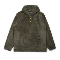 Hoodie Pullover Grizzly Olive
