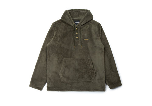 Grizzly Pullover hoodie Olive