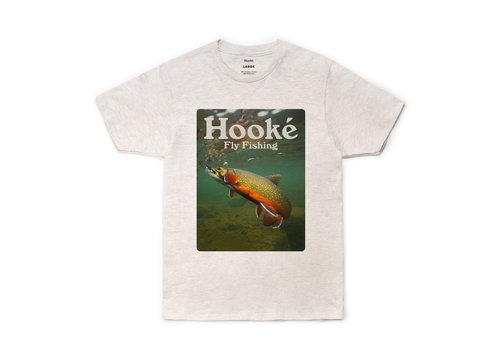 T-Shirt Photo Truite Avoine