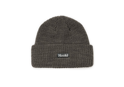 Hooké Mixed Beanie Charcoal