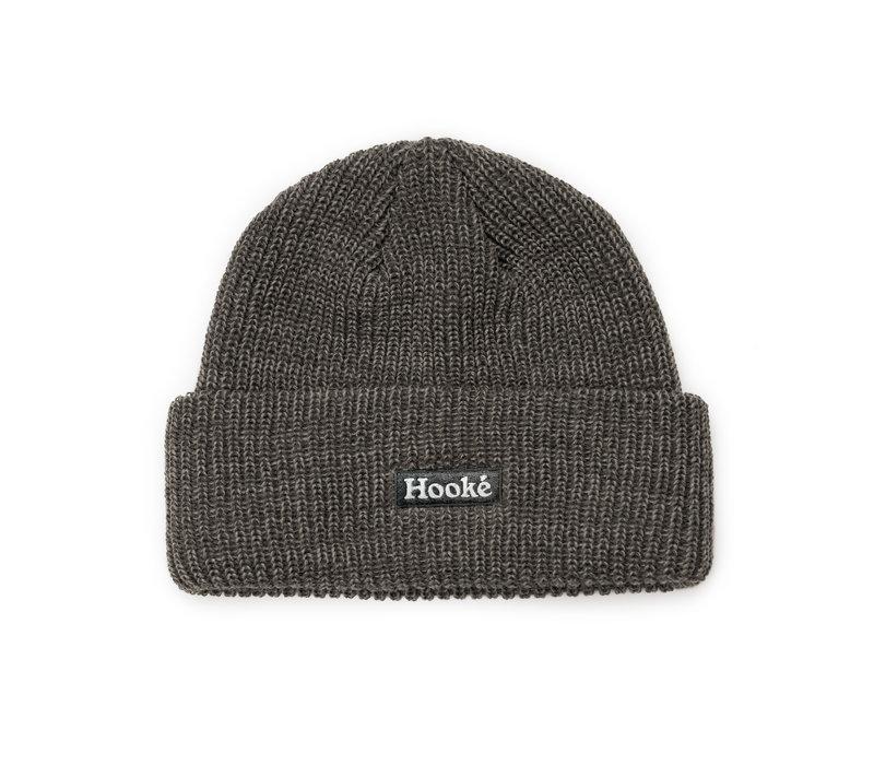Hooké Mixed Beanie Charcoal
