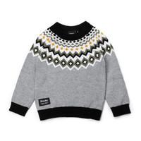 Hooké Gilet tricoté pour enfant