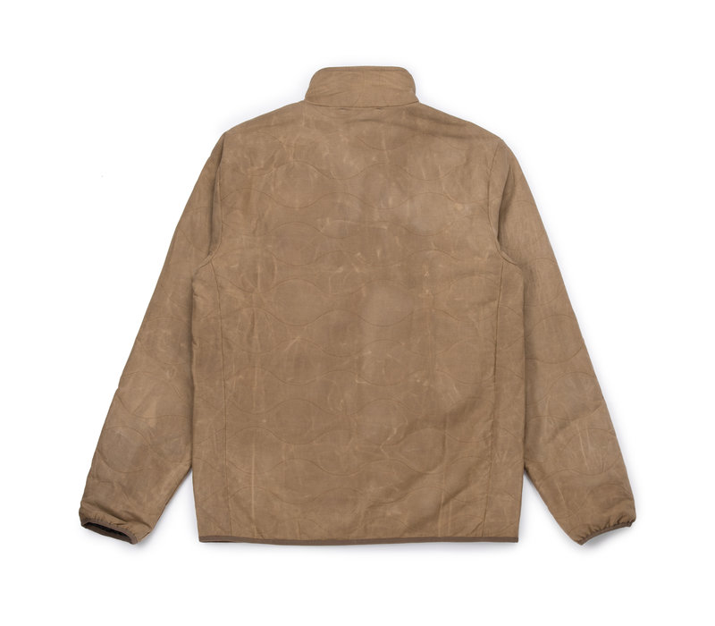 Field Waxed Jacket Sand