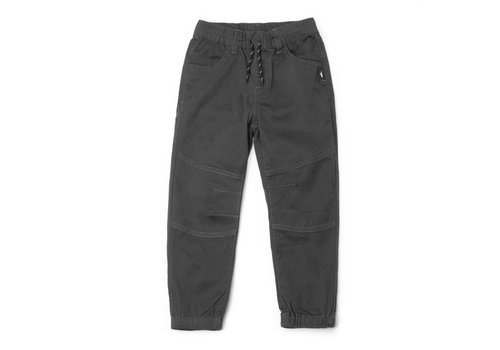 Pantalons jogger charbon Hooké pour enfant