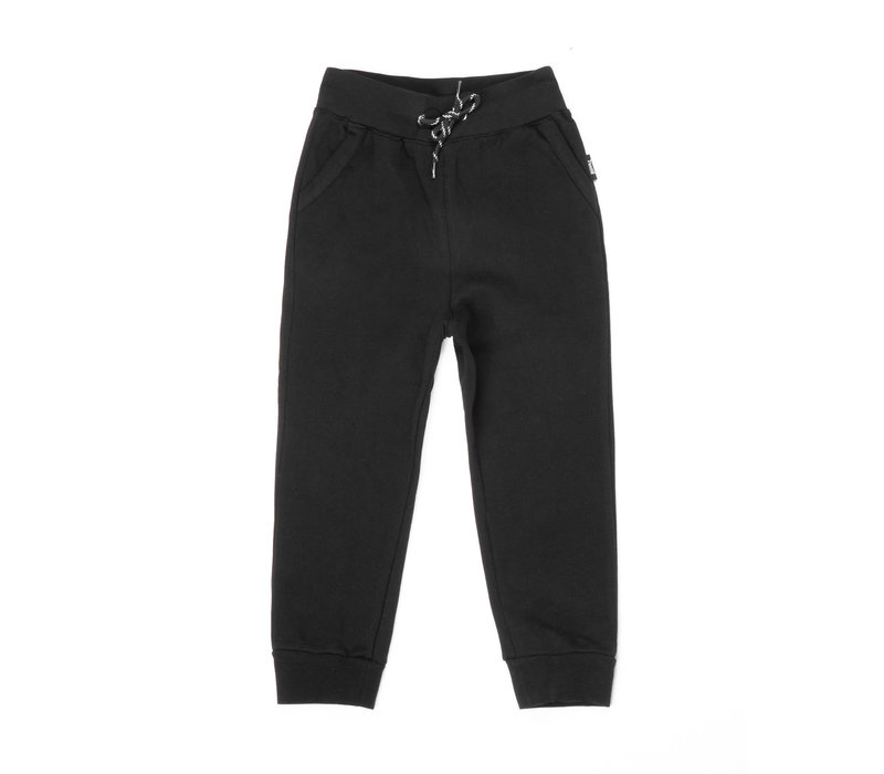 Sweatpants for Kids Black