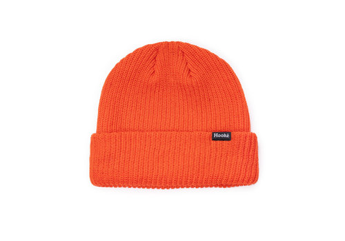 Hooké Beanie Original Orange