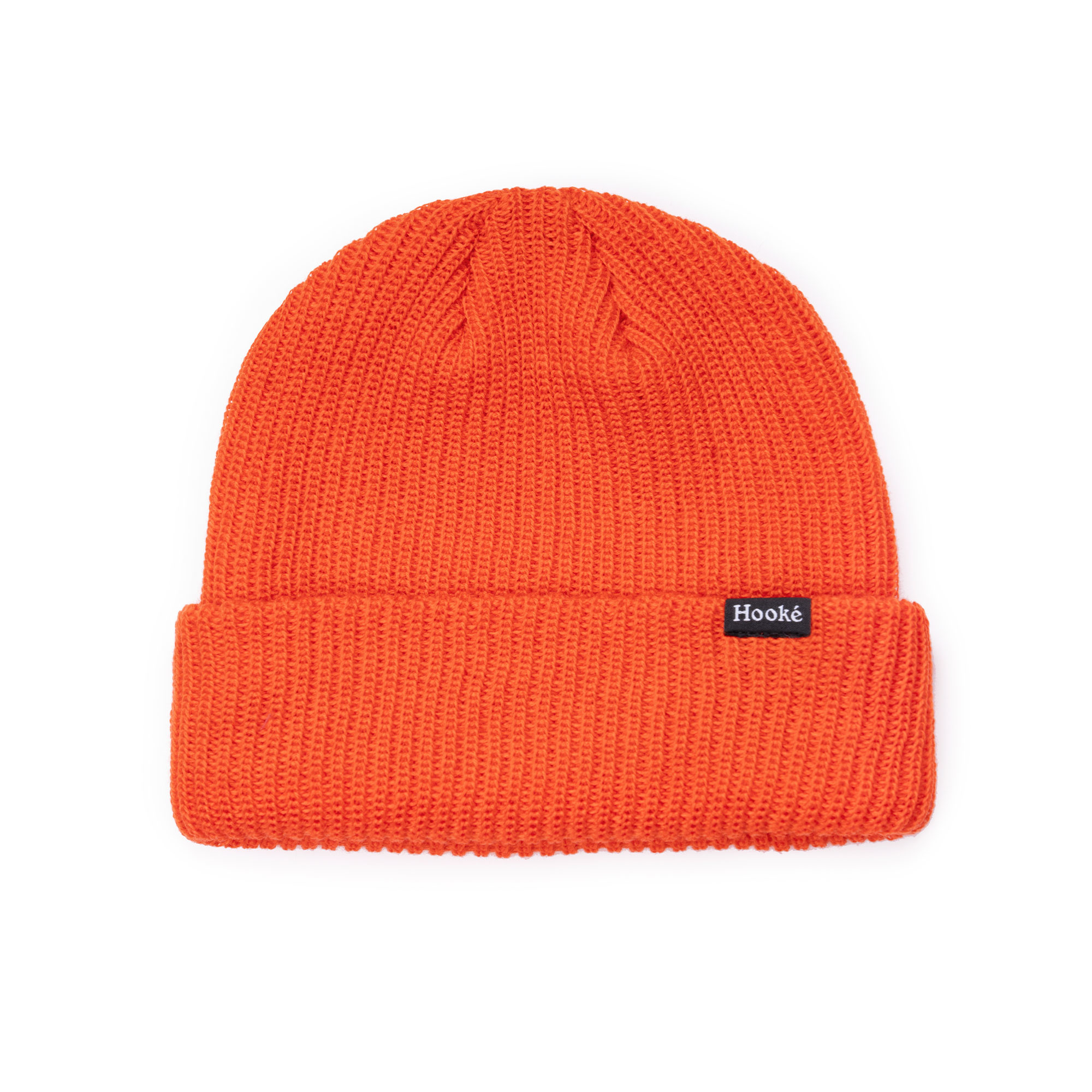 Hooké Original Beanie Blaze Orange