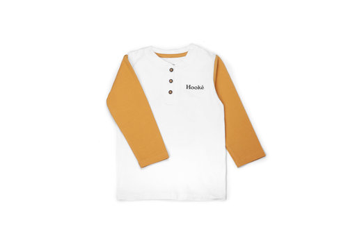 Henley Bear for Kids Jaune