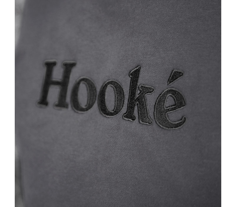 Hooké Crewneck Original Charbon Chiné
