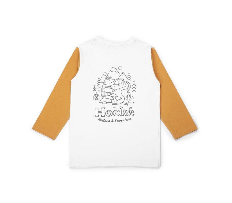 Henley Bear for Kids Jaune