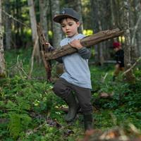 Hooké Jogger for Kids Charcoal