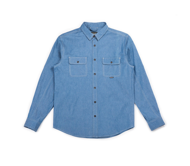 Denim Shirt Blue Denim