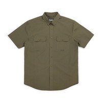 Montmorency Shirt Safari Green