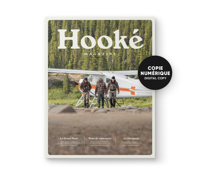 Digital Copy - Hooké Magazine 2nd Edition