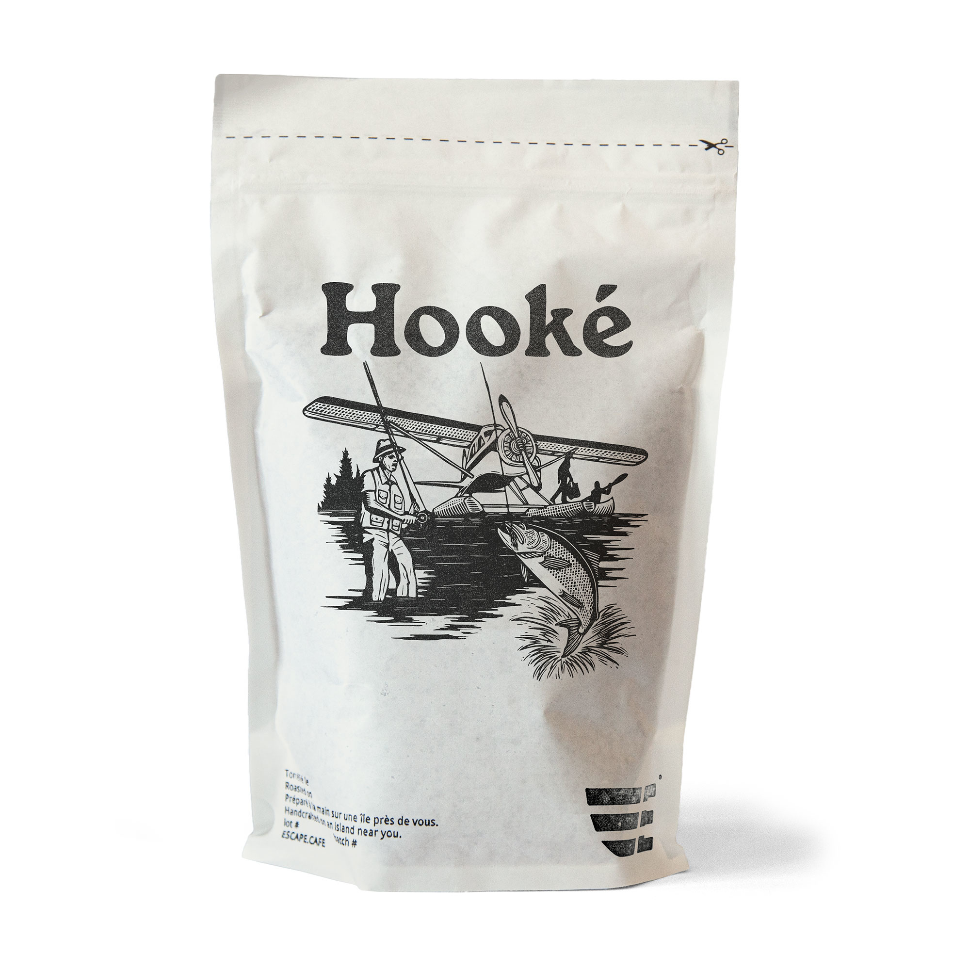 Coffee Hooké x Escape (400g)