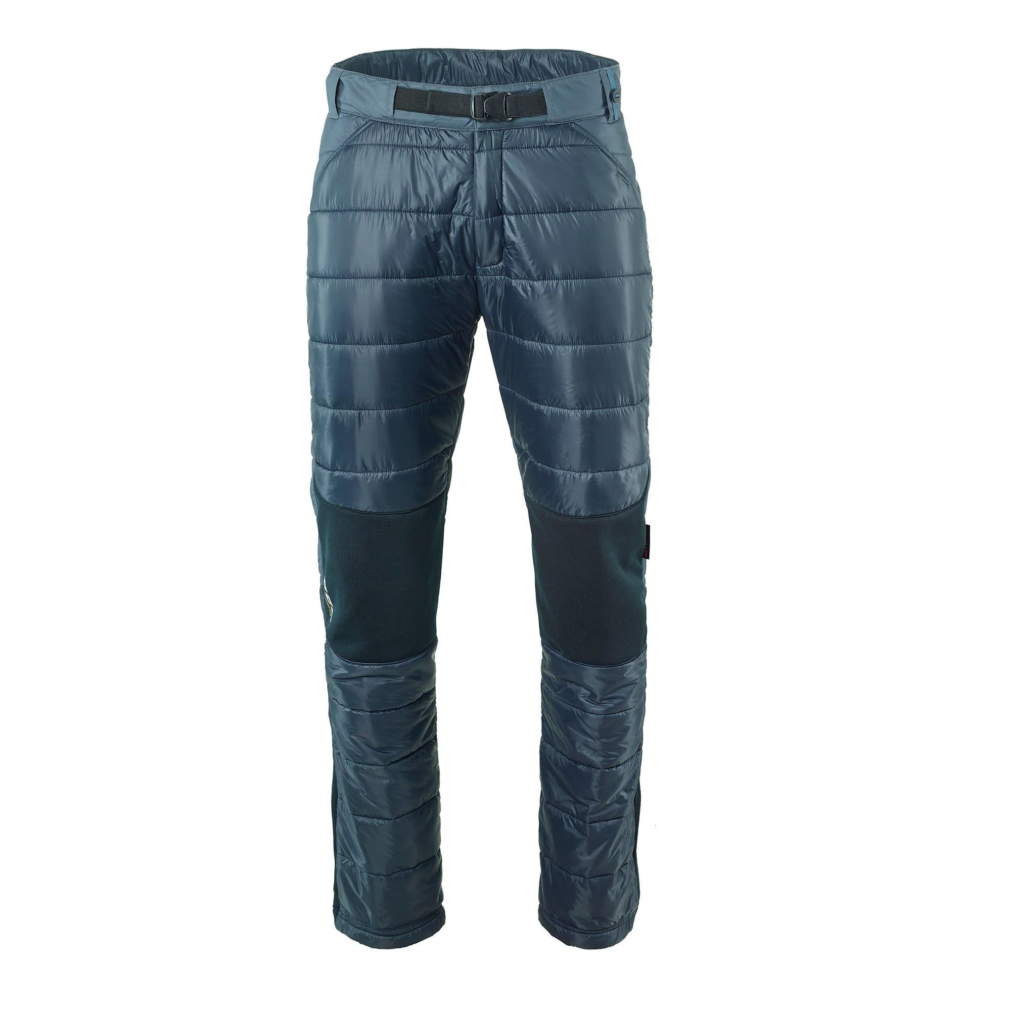 Onka Pants Black/Dark Grey
