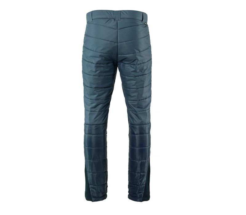 Pantalons Onka Noir/Gris Foncé