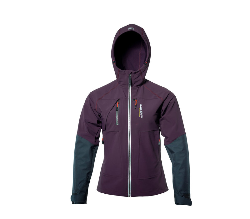 Manteau Softshell Stalo Pro pour Femmes