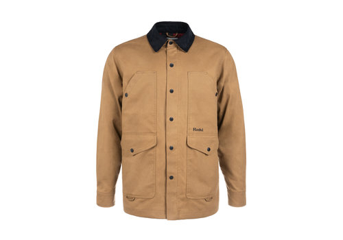 Hooké Laurentide Jacket Coyote Brown
