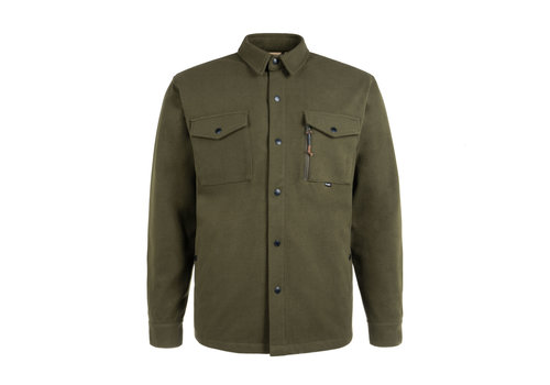 Hooké Chemise Canadienne Olive