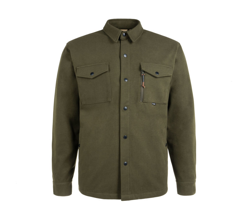 Chemise Canadienne Olive