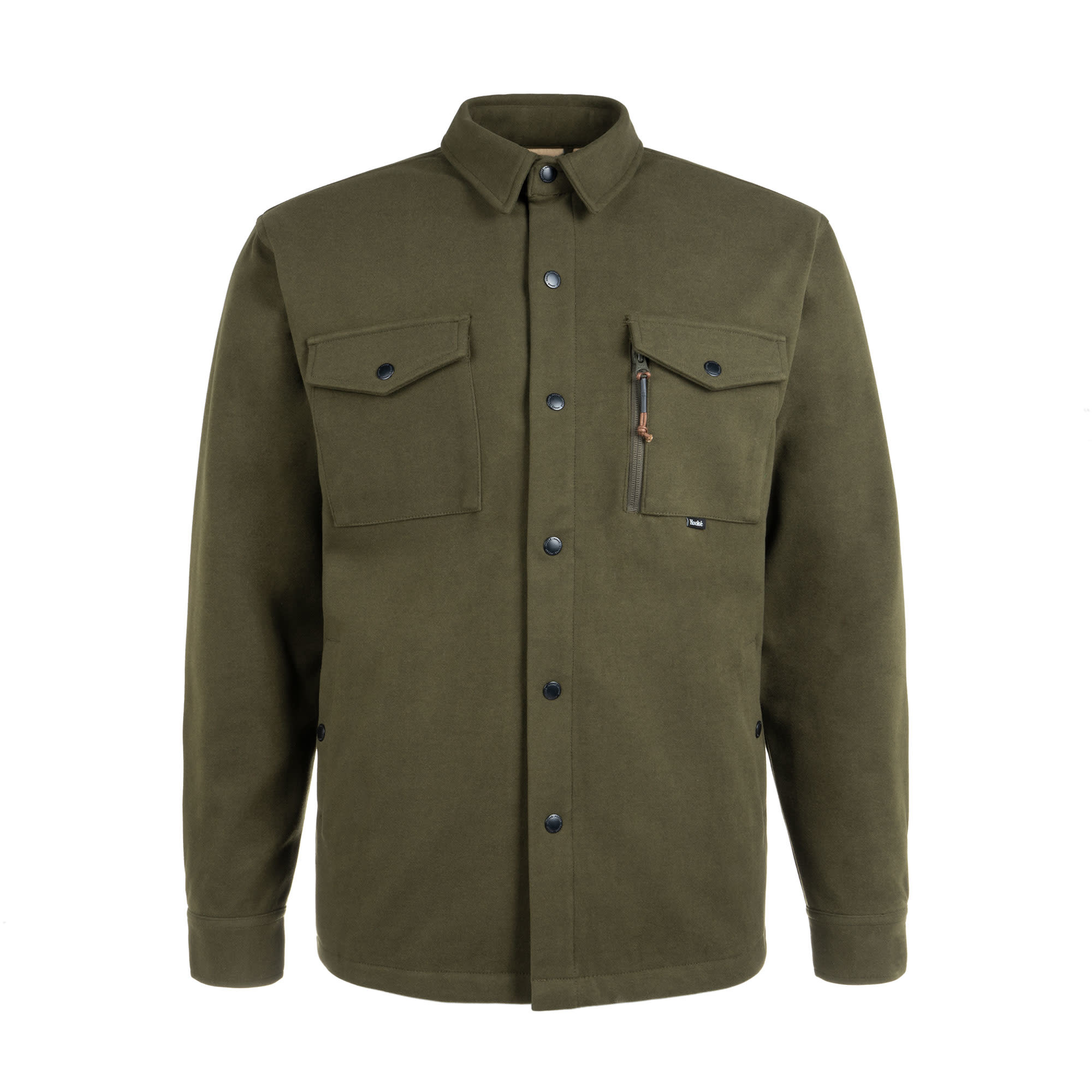 Canadian Shirt Olive