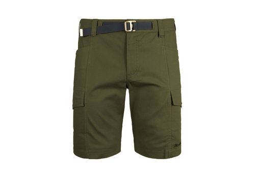 Hooké Expedition Shorts Dark Olive