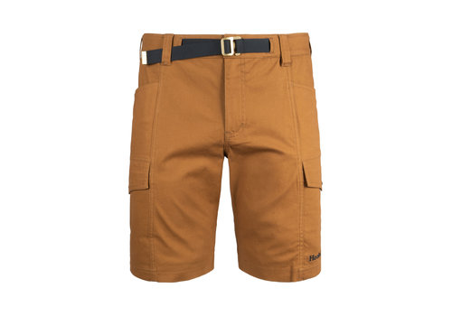 Hooké Expedition Shorts Camel