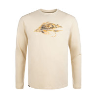 T-Shirt Manches Longues Muddler Beige