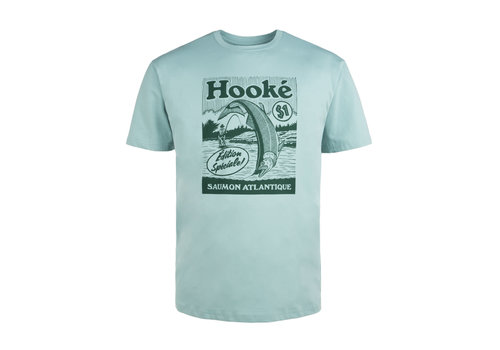 Hooké Atlantic T-Shirt Sea Green