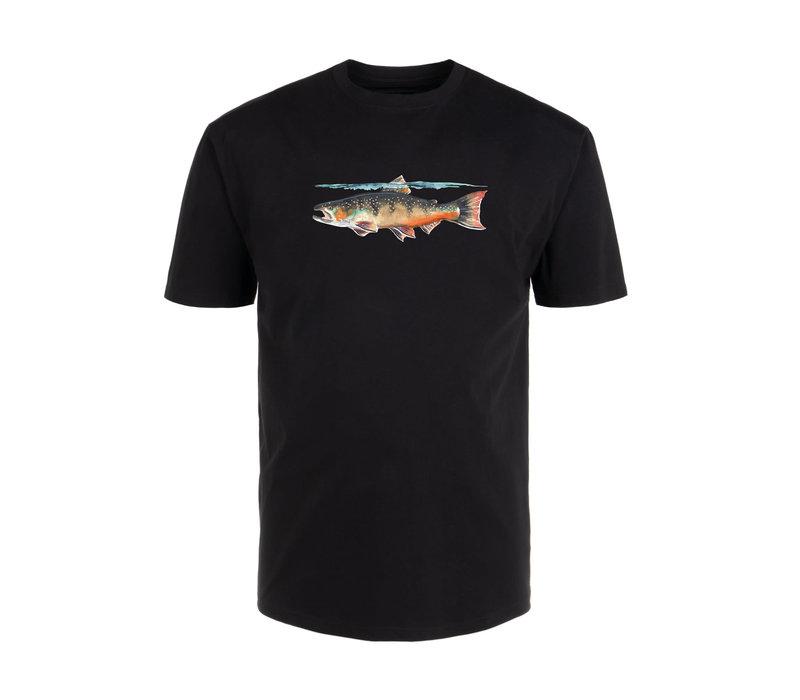 T-Shirt Brookie Noir