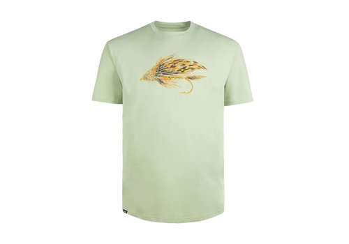Hooké Muddler T-Shirt Moss Green