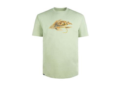 Hooké T-Shirt Muddler Vert Mousse