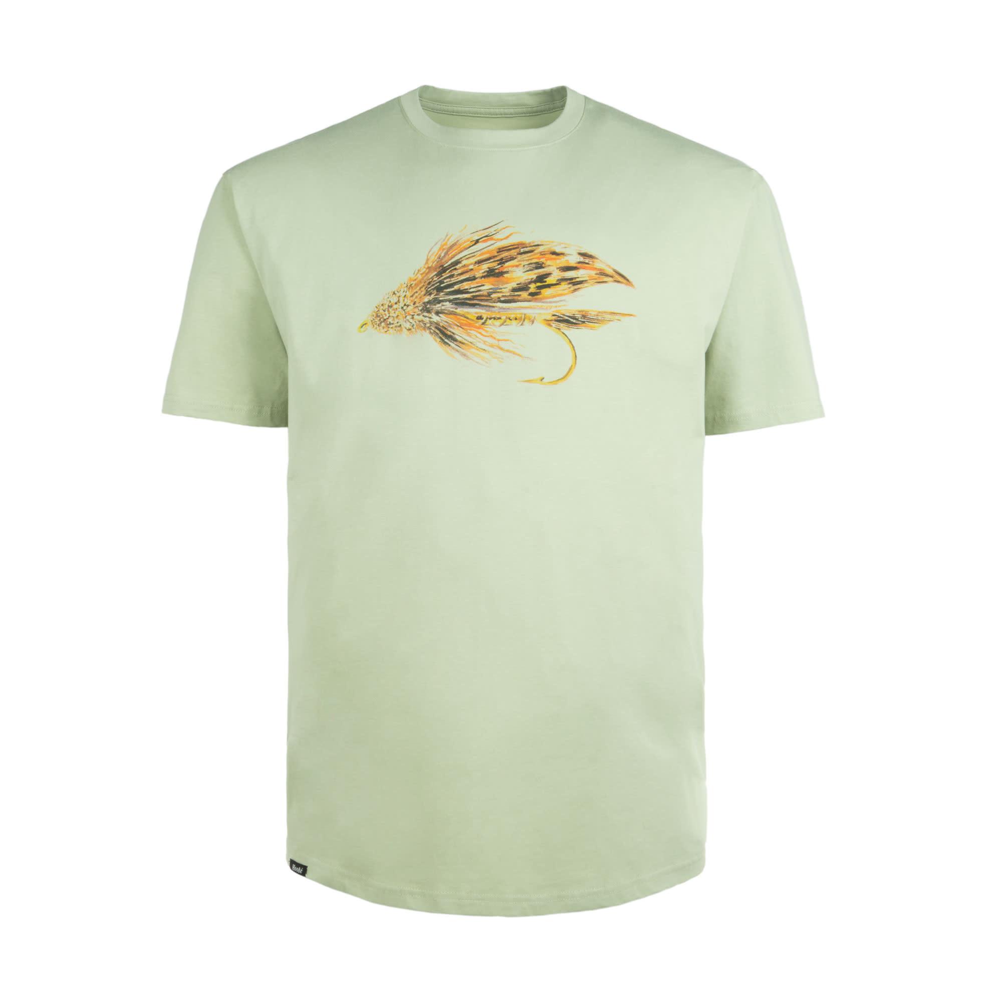 Muddler T-Shirt Moss Green