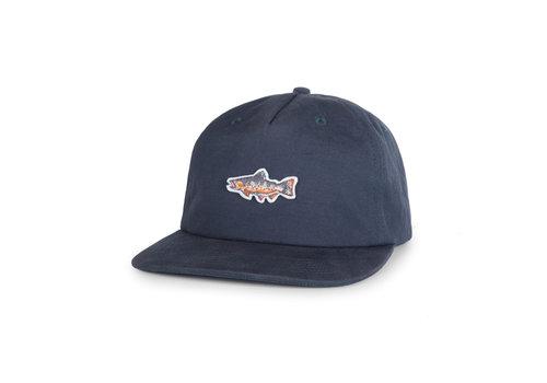 Hooké Brook Trout Cap Indigo Blue