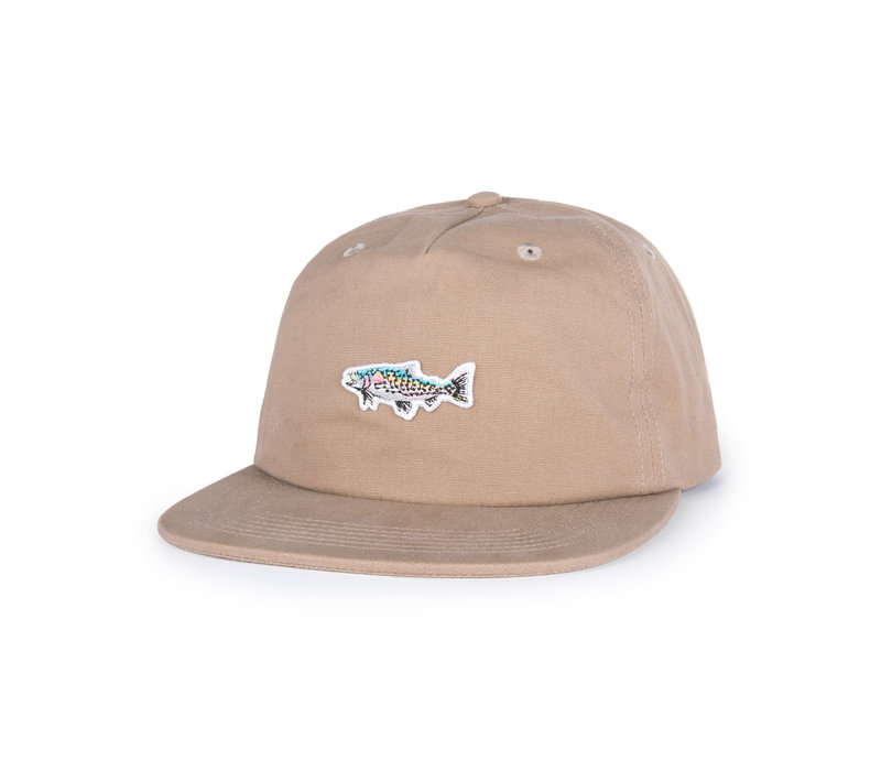 Rainbow Trout Cap Sand