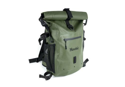 Hooké Sac Imperméable 30L Vert Militaire
