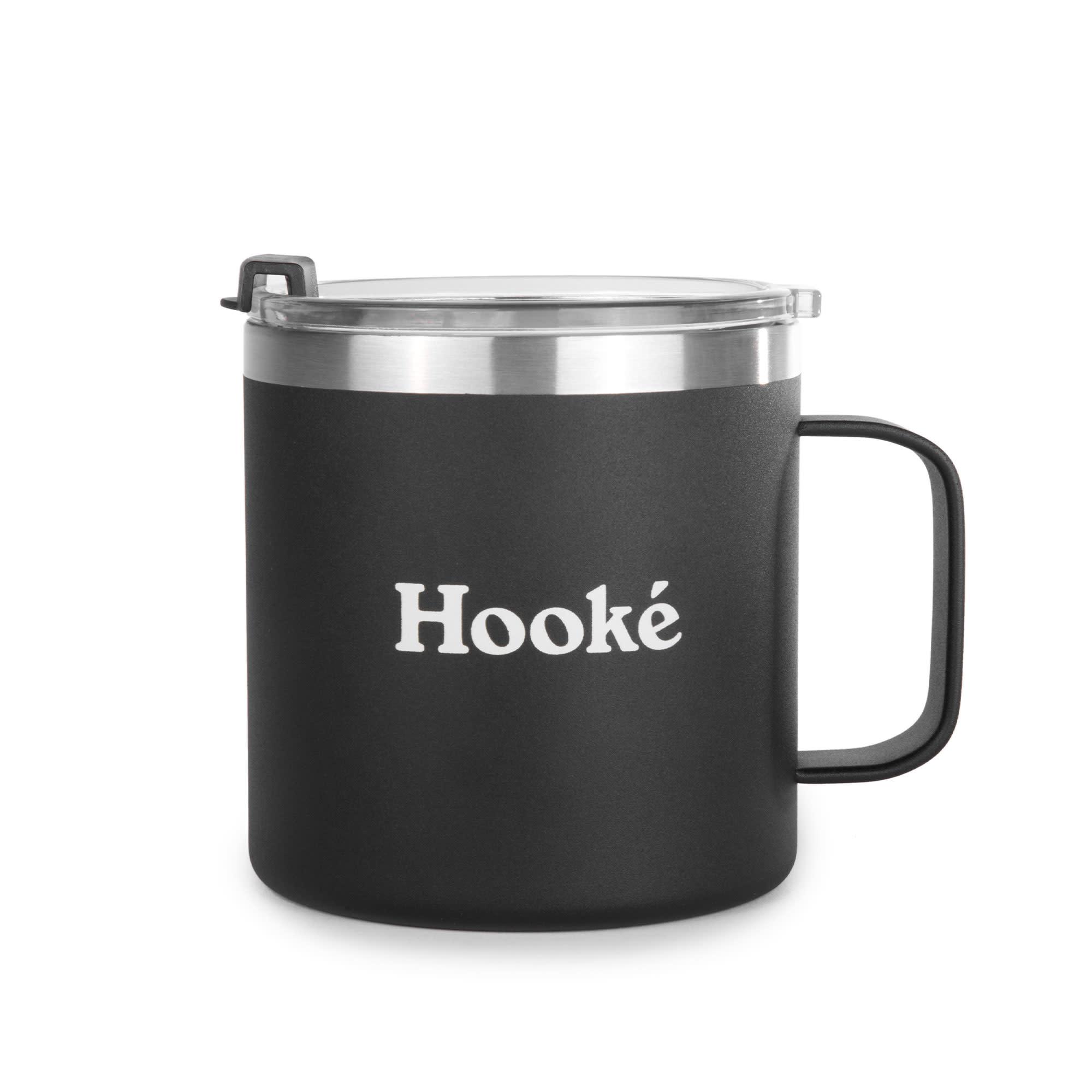 16oz Hooké Mug Black