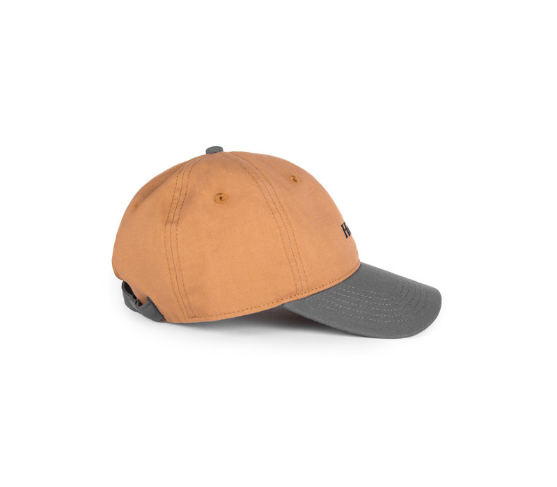 Dad Hat Original Brun Coyote et Charbon