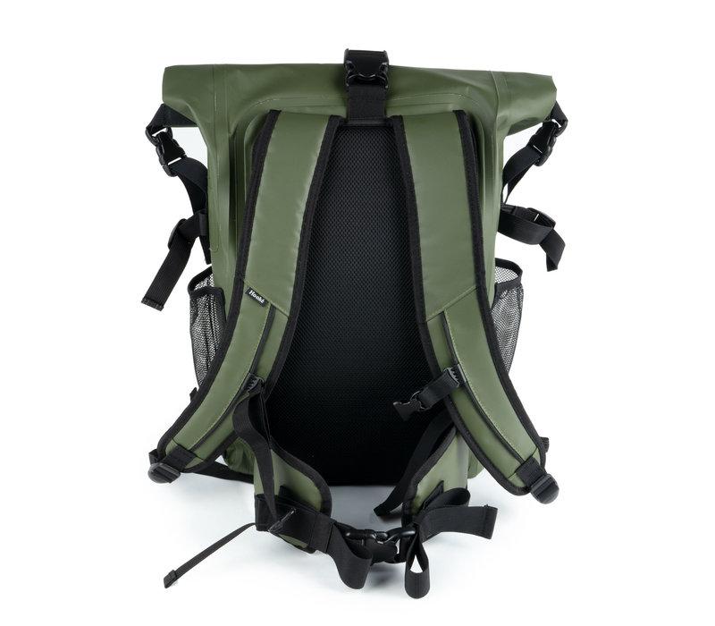 Sac Imperméable 30L Vert Militaire