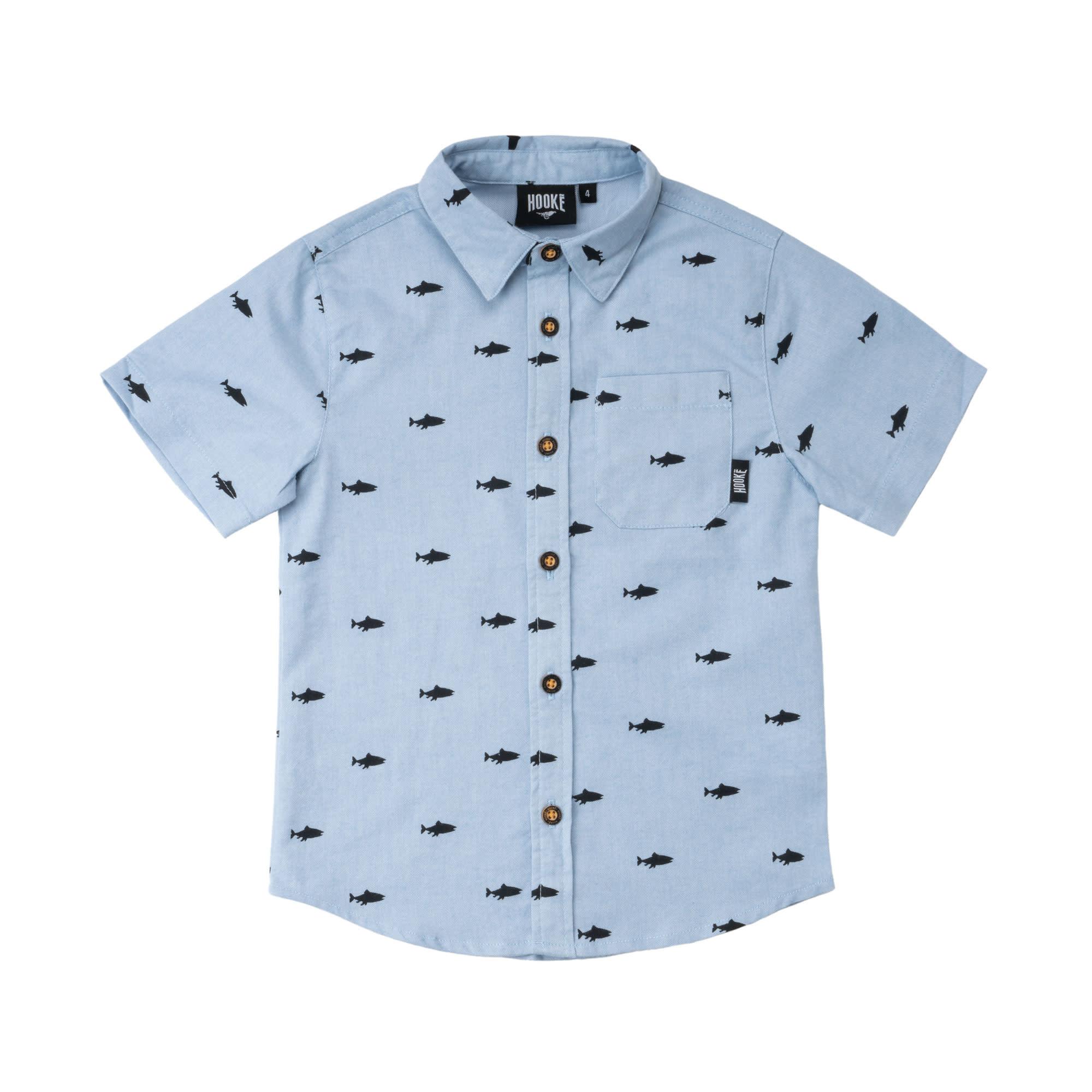 Fish Print Shirt