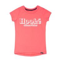T-Shirt Hooké Corail Pour Filles