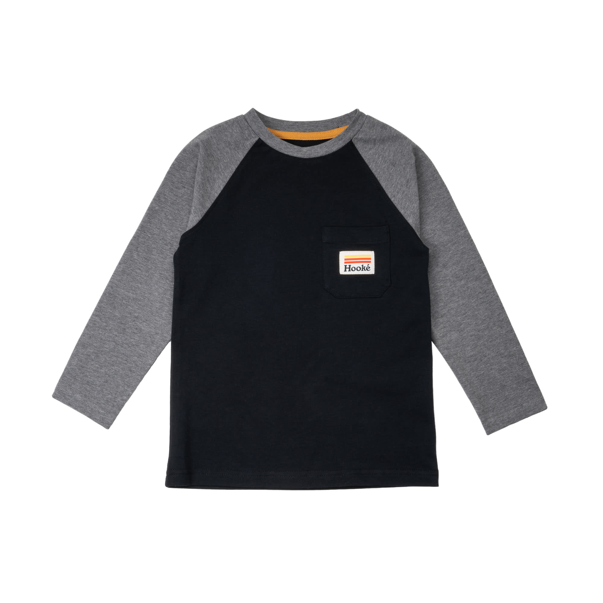 Raglan for Kids Anthracite