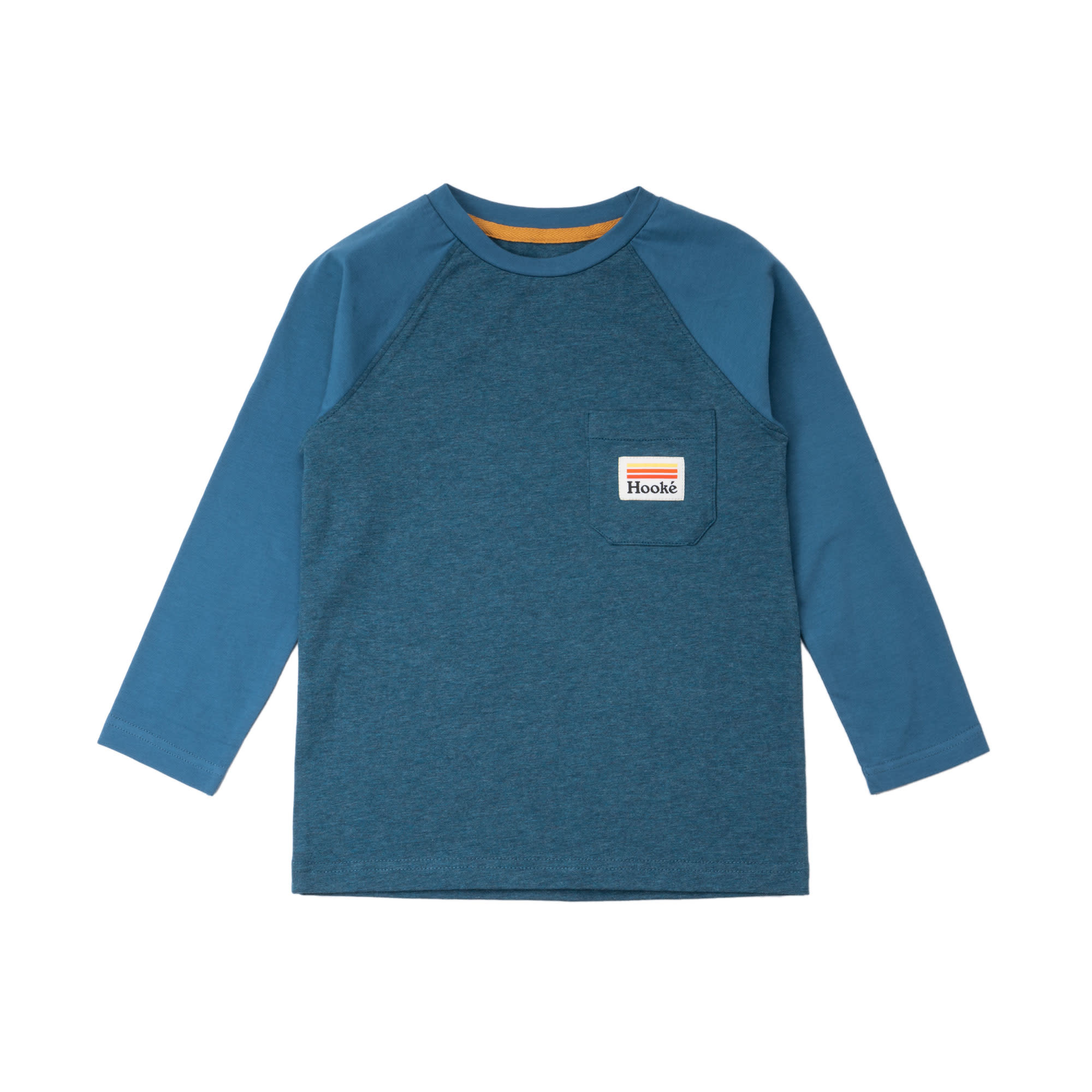 Raglan for Kids Real Teal