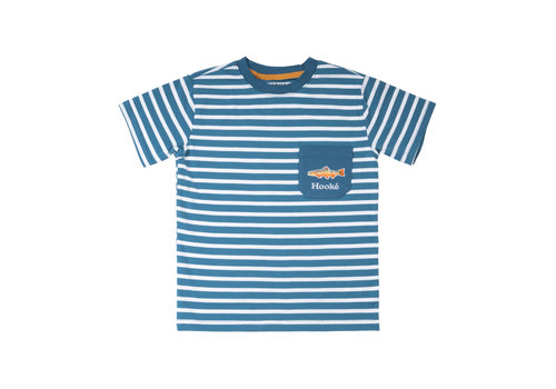 Striped T-Shirt Blue