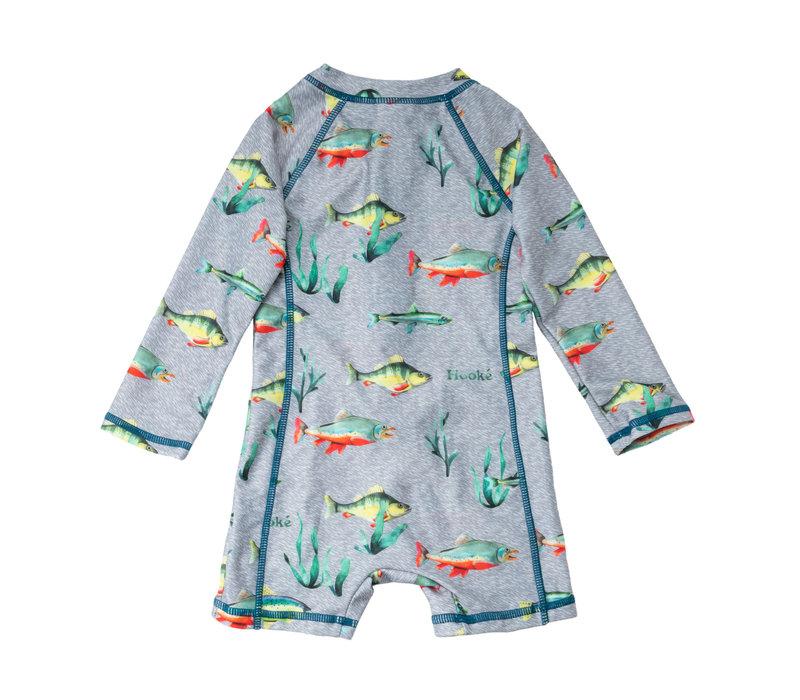 UV Fish Swimsuit